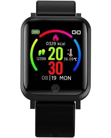 Inteligentné hodinky Immax Temp Watch čierne