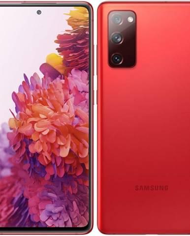 Mobilný telefón Samsung Galaxy S20 FE červený