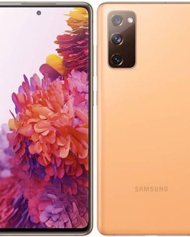Mobilný telefón Samsung Galaxy S20 FE oranžový
