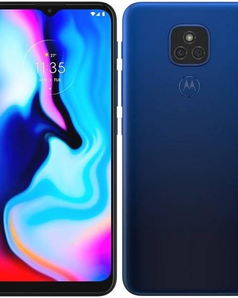 Motorola Mobilný telefón Motorola Moto E7 Plus modrý