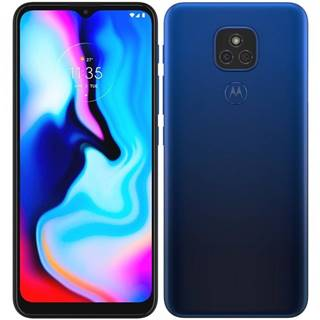 Mobilný telefón Motorola Moto E7 Plus modrý