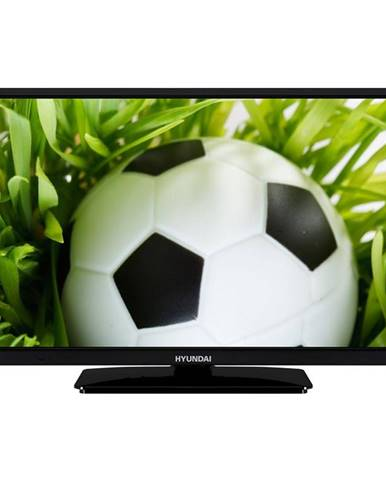 Televízor Hyundai HLP 24T354 čierna