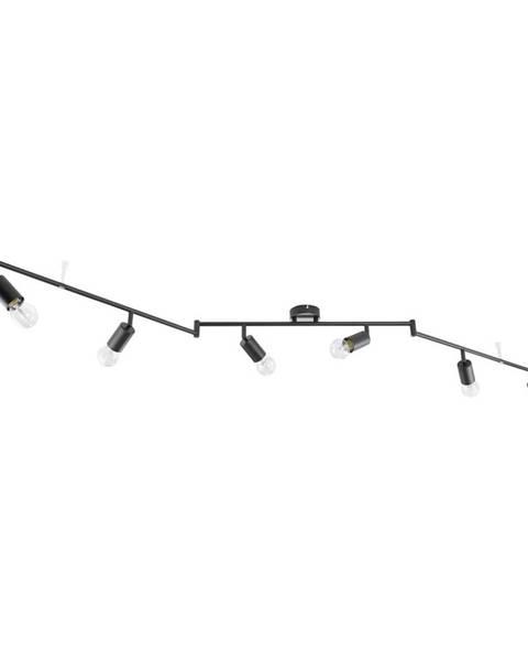 Möbelix Bodové Svetlo Martha 180cm, 6x60 Watt