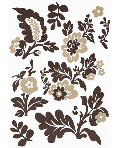 Ozdobné Nálepky Kvety