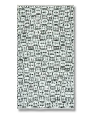 Ručné Tkaný Koberec Carola 2, 80/150, Zelená