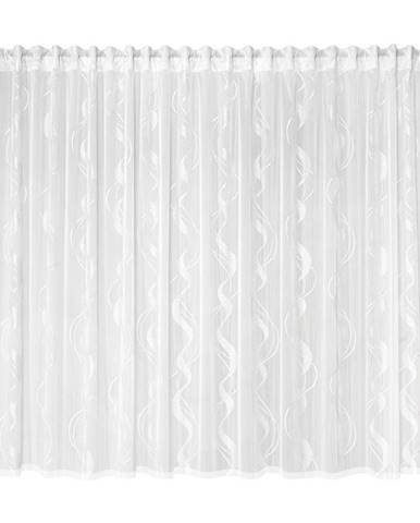 Kusová Záclona Wave Store 2, 300/175cm
