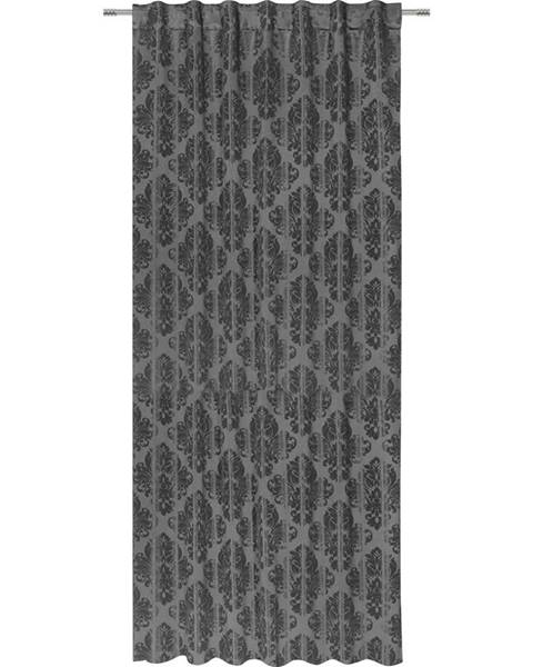 Möbelix Hotový Záves Charles, 140/245 Cm, Sivá