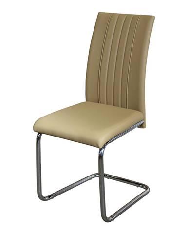 Jedálenská stolička SWING béžová