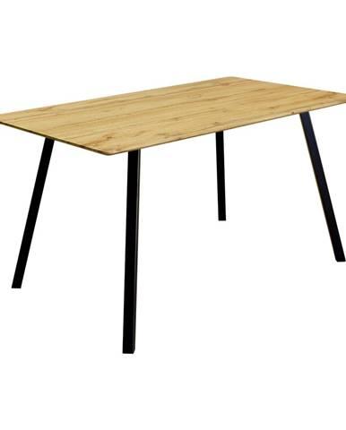 Jedálenský stôl BERGEN dub