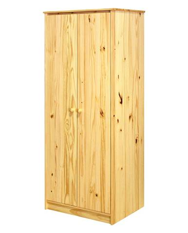 Skriňa 2-dverová 8875 lak