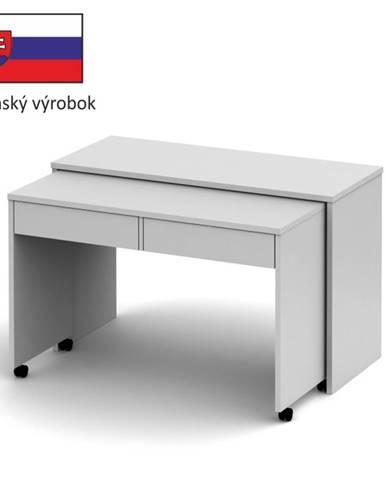 Tempo Kondela PC stôl VERSAL NEW / biela