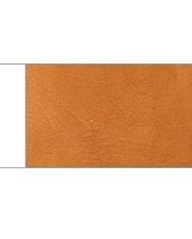 Drewmax Manželská posteľ - masív LK190 | 140cm buk - morenie jelša