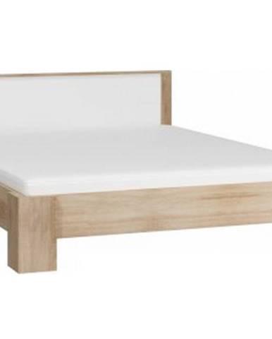 WIP Manželská posteľ VIKI 10 / s roštom