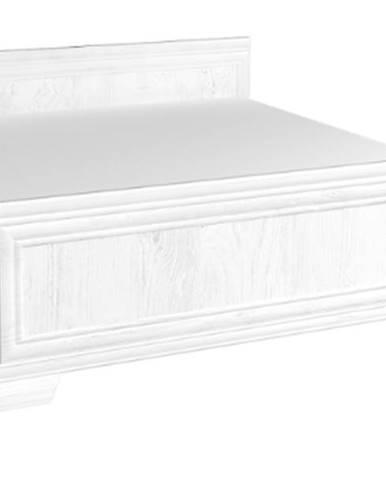 Tempo Kondela Manželská posteľ KORA KLS2 / 180x200