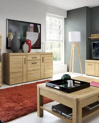 ArtExt TV stolík CORTINA 2D1S TYP CNAF02