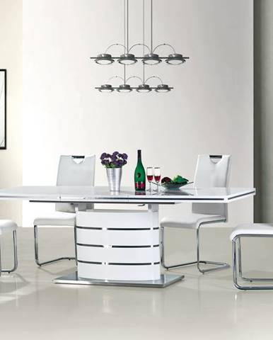 Signal Jedálenský stôl FANO / biely lak