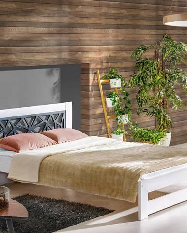 Dolmar Manželská posteľ Kosma