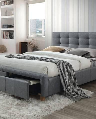 Signal Manželská posteľ Ascot