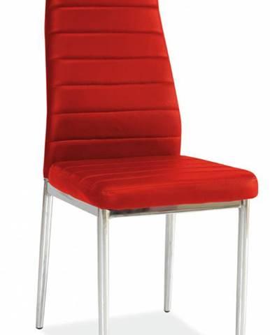 Signal Jedálenská stolička H-261 červená