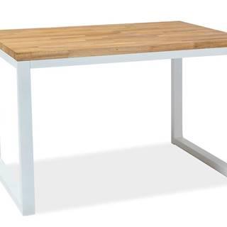 Signal Jedálenský stôl Loras II / Dubová dýha