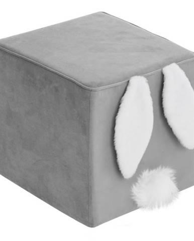 ArtSB Taburetka Bunny s ušami