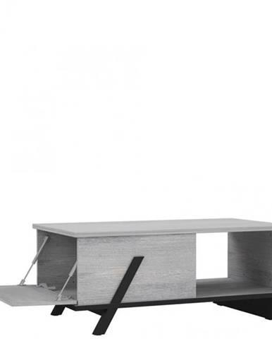 Forte Konferenčný stolík Golden State CFTT50091