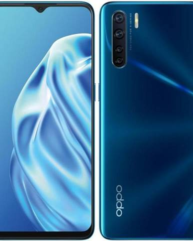 Mobilný telefón Oppo A91 - Blazing Blue