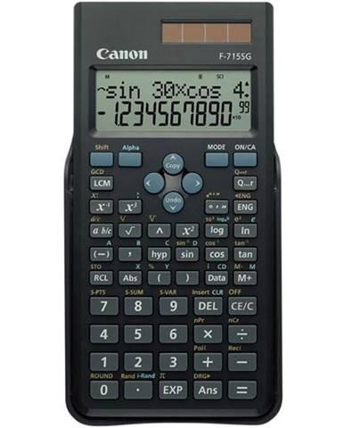 Kalkulačka Canon F-715SG čierna