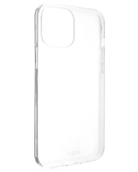FIXED Kryt na mobil Fixed Skin na Apple iPhone 12 Pro Max priehľadný