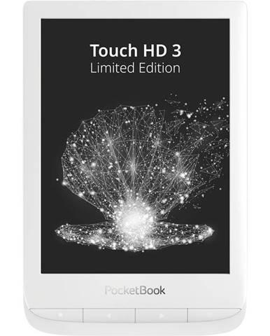 Čítačka kníh Pocket Book 632 Touch HD 3 Limited Edition biela