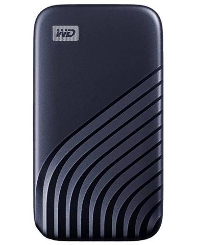 SSD externý Western Digital My Passport SSD 2TB modrý