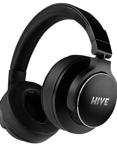 Slúchadlá Niceboy Hive 3 Aura ANC čierna