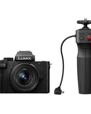 Digitálny fotoaparát Panasonic Lumix DC-G100 + 12-32 a statív