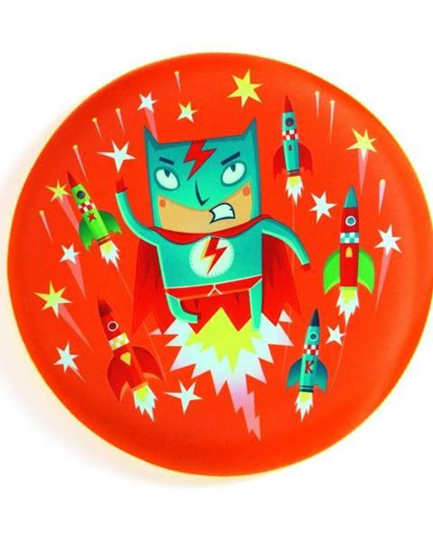Djeco Lietajúci tanier Djeco Superhrdina