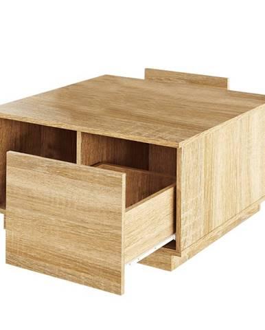 Konferenčný stolík dub sonoma DALAN