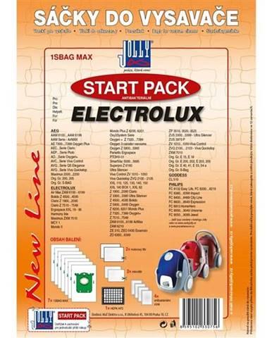 Filtry, papierové sáčky Jolly Start Pack