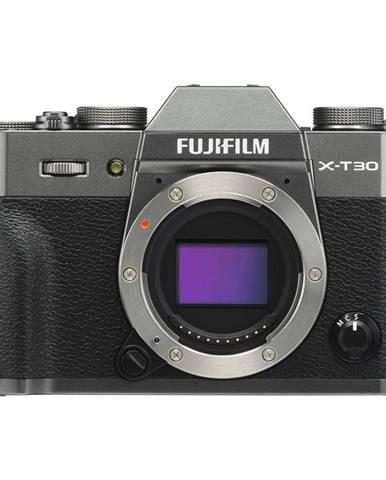 Digitálny fotoaparát Fujifilm X-T30 siv