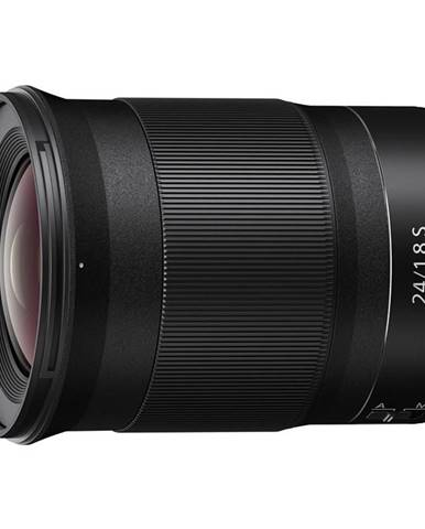 Objektív Nikon Nikkor Z 24 mm f/1.8 S čierny