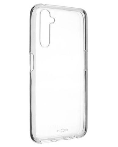 Kryt na mobil Fixed na Realme 6 Pro priehľadný