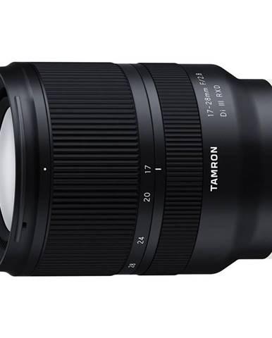 Objektív Tamron 17-28 mm F/2.8 Di III RXD pre Sony FE čierny