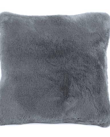 Bo-ma trading Obliečka Catrin sivá, 45 x 45 cm