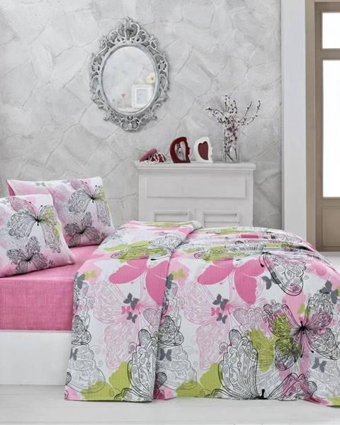 Bonami Ľahká bavlnená prikrývka cez posteľ Belinda, 200×230cm