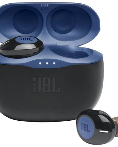 Slúchadlá JBL Tune 125TWS modr