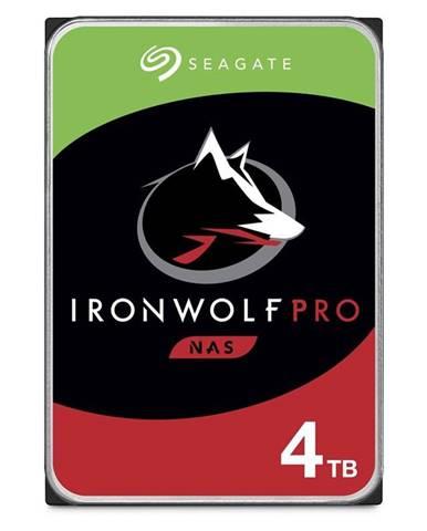 "Pevný disk 3,5"" Seagate IronWolf Pro 4TB"