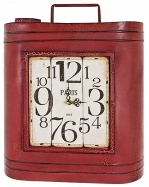 ASKO - NÁBYTOK Schránka na kľúče s hodinami Pietra 27467%