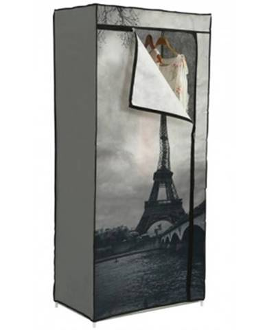 Látková skriňa Eiffel%