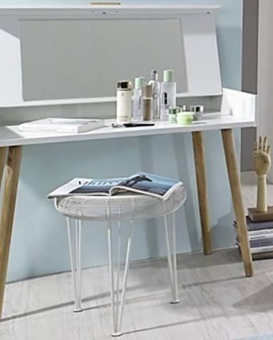 Toaletný / písací stolík so zrkadlom Kolding%