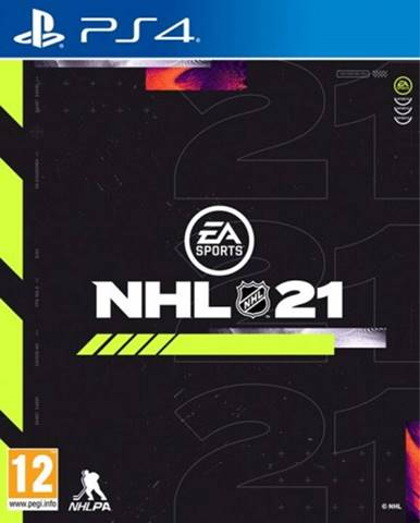 PS4 hra - NHL 21