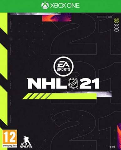 XBOX hra - NHL 21