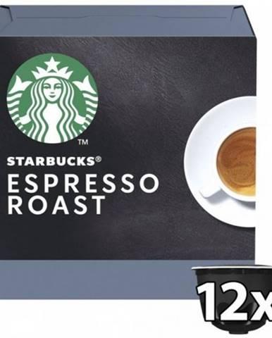 Kapsule Nescafé Starbucks Dark Espresso, 12ks